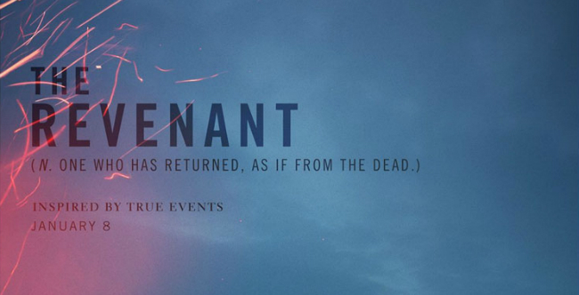 Tom Hardy, Leonardo DiCaprio Adorn Brooding Character Posters For The Revenant