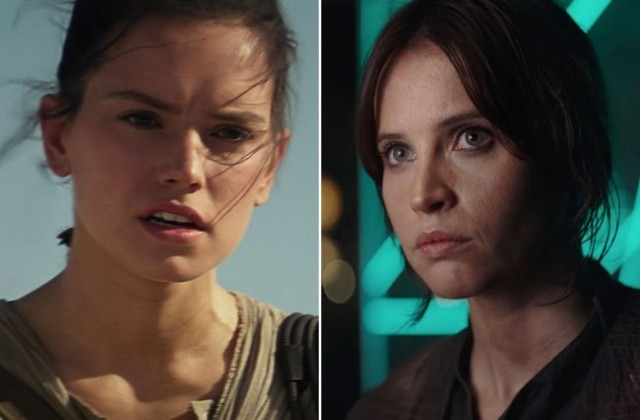 Star Wars Actress Daisy Ridley Shoots Down Fan Theory On Rey's Parentage