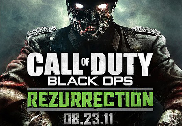 CONTEST: Win Call Of Duty Black Ops: Rezurrection Codes