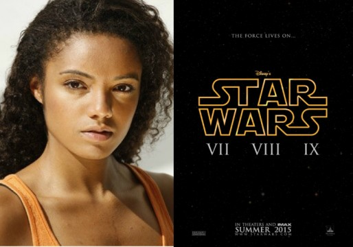 Newcomer Maisie Richardson-Sellers Might Be Up For A Role In Star Wars: Episode VII