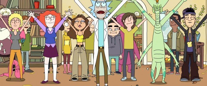 Seasons 6 & 7 Of Rick & Morty Being Written Now