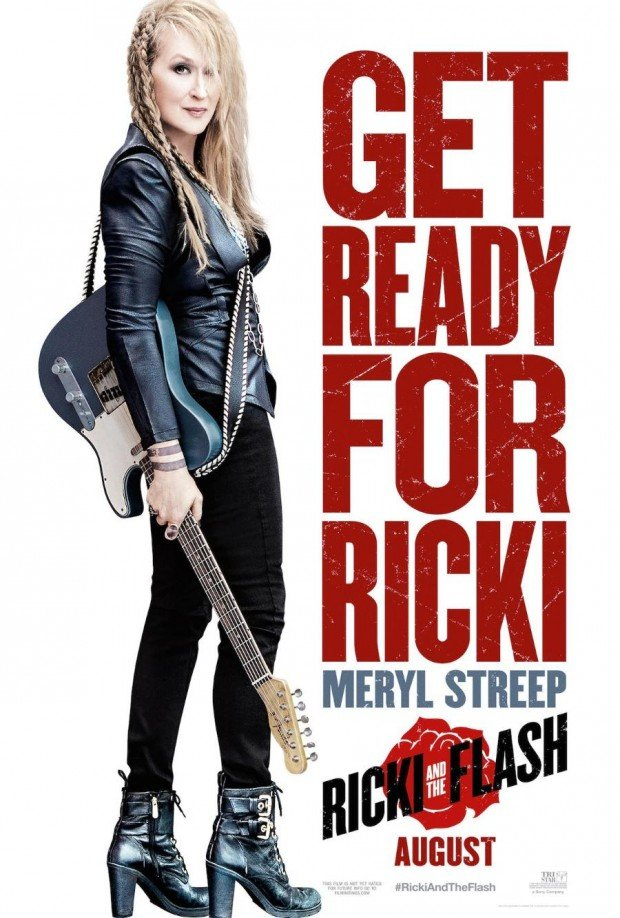 Meryl Streep Hits A Dramatic High Note In Ricki And The Flash Trailer