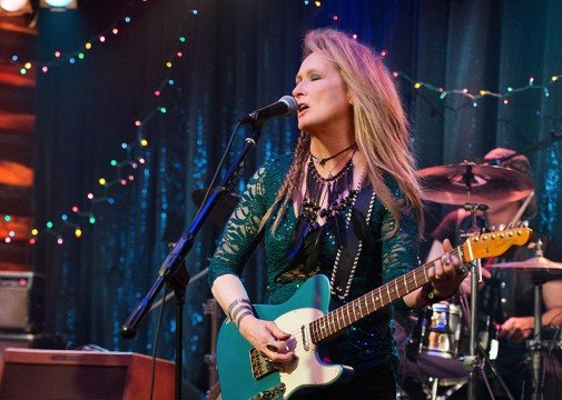First Image From Ricki And The Flash Showcases Meryl Streep's Rock Edge
