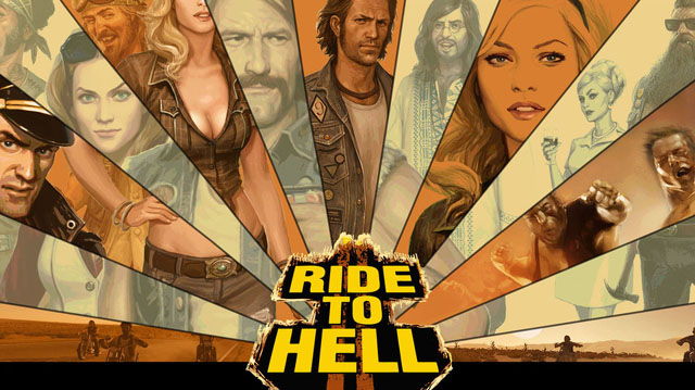 Achievement List Pops Up For Deep Silver's Biker Game, Ride To Hell