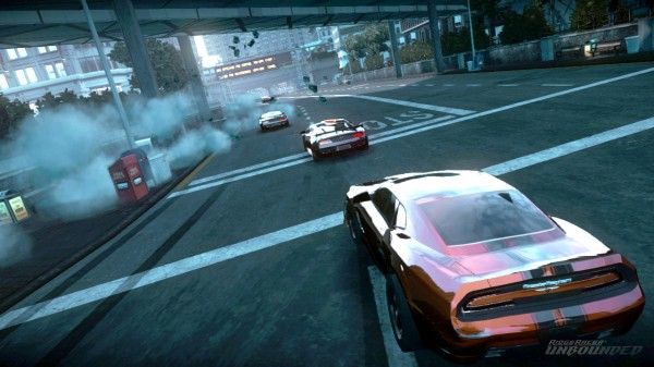 ridgeracerunbounded e1331047911406 Ridge Racer Unbounded Trailer Showcases Destruction, Level Creator