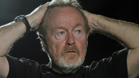 Ridley Scott Wants To Direct Cormac McCarthy's The Counselor
