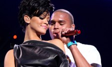 Chris Brown Turns Up The Music With Rihanna