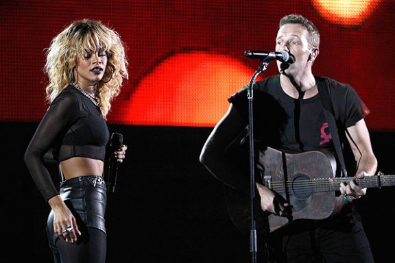 Rihanna And Coldplay Release Full Video For Princess Of China