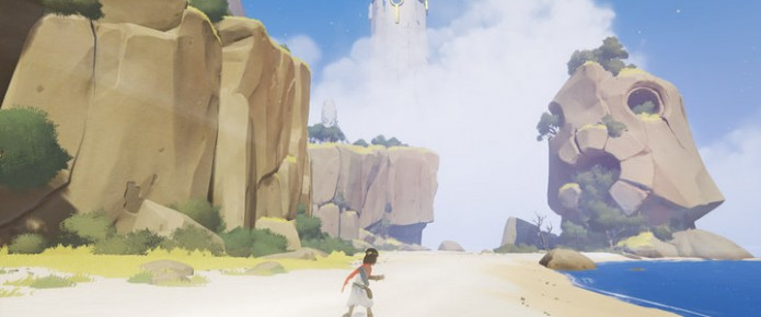 Rime Trailer Shows ICO-Inspired Pretties For PlayStation 4