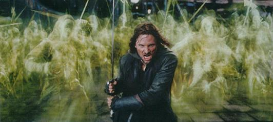 rings aragorn1 WGTC Weekly Throwdown: Lord Of The Rings Battle! Who Is The Fiercest Fighter In All Of Middle Earth?