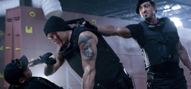 The Expendables Blu-Ray Review