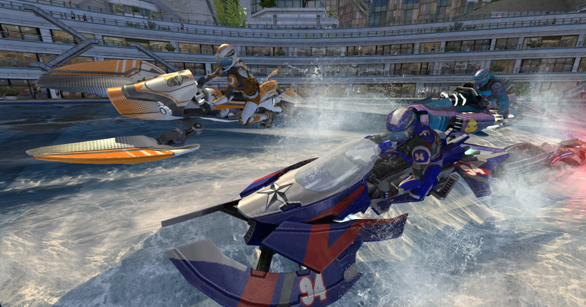 Vector Unit Announces Riptide GP: Renegade For PS4, Xbox One, PC & Mobile