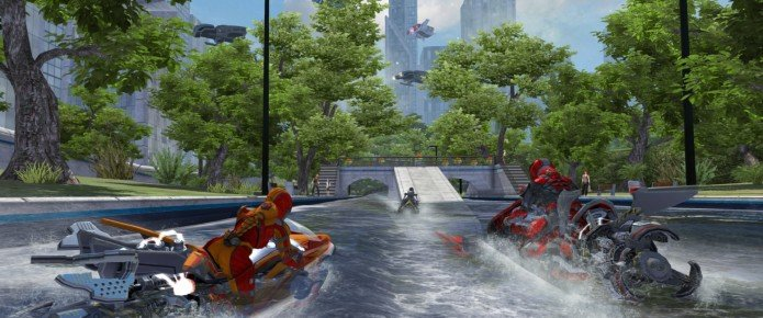 Riptide GP: Renegade Gets Select Release Dates