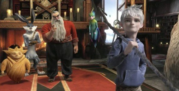 New Rise Of The Guardians Trailer Looks Legendary