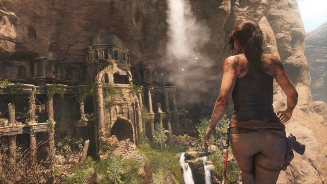 Rise Of The Tomb Raider Hands-On Preview [NYCC 2015]