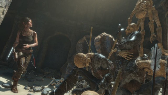 Square Enix Defends Rise Of The Tomb Raider Timed Exclusivity Deal