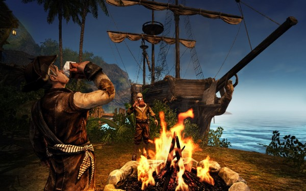 Risen 2: Dark Waters Will Now Set Sail Onto Consoles On July 31