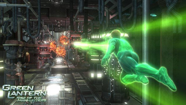 Green Lantern: Rise Of The Manhunters Review