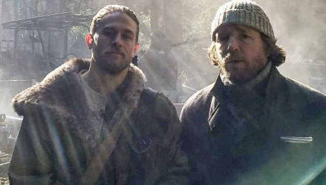 Guy ritchie 39 s king arthur film bows out of crowded summer - King arthur s round table found ...