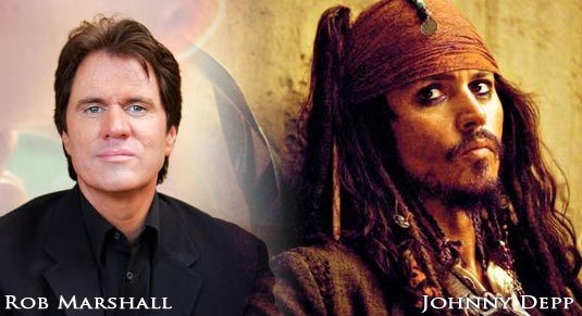 Rob Marshall To Direct Johnny Depp In The Thin Man
