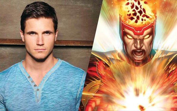 Robbie Amell Remains Super, Joins The Flash As Firestorm