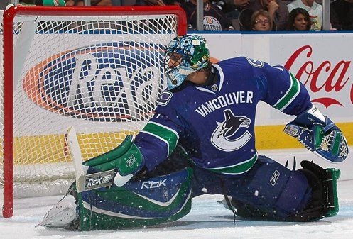Is Roberto Luongo Hall of Fame Material?
