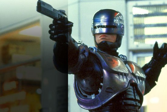 Is This The First RoboCop Poster?