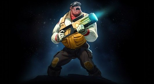 Rochard Will Be Moved To Steam