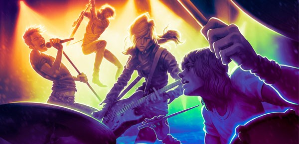 Rock Band 4 Confirmed To Support Older Instruments