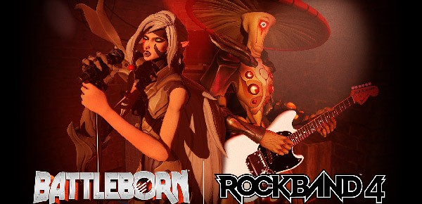 Online Play, Battleborn Cameos And More Confirmed For Rock Band 4