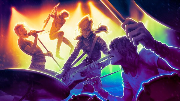 First Rock Band 4 Gameplay Details Revealed