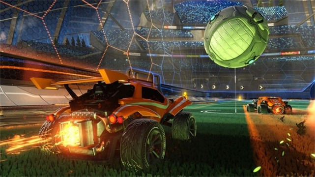 Rocket League's Basketball Mode Will Be Available In April As A Free Update