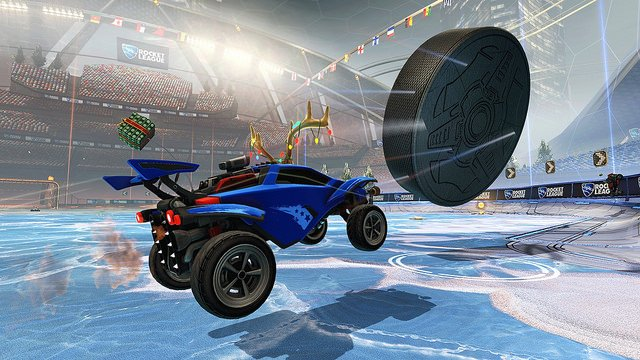 Rocket League Will Hit The Ice Rink This December