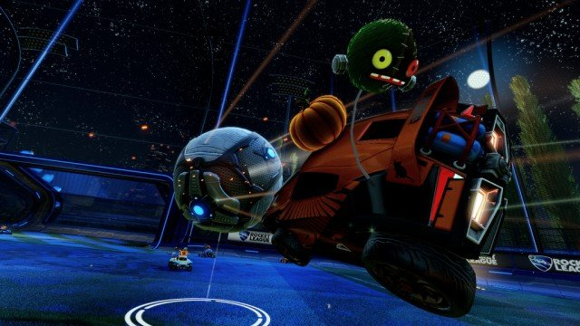 Rocket League Gets Spooky With Free Halloween Update On October 18