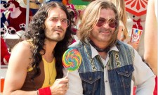 First Look At Russell Brand And Alec Baldwin In Rock Of Ages