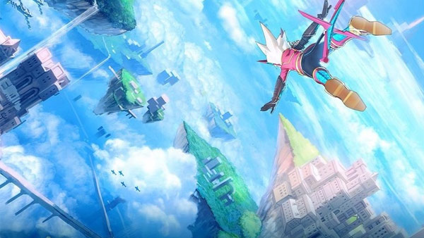Rodea The Sky Soldier Has A New Release Date