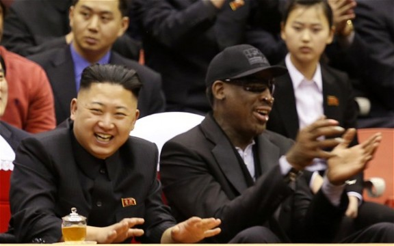 Ride Along Director Will Helm Diplomats, The Tale Of Dennis Rodman And Kim Jong Un