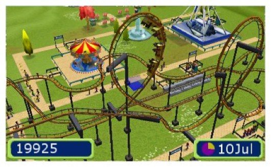 Rollercoaster Tycoon 3D Will Open For Business Next Month