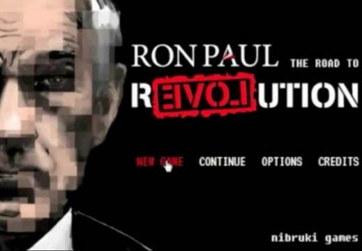 Kickstarter Funded Ron Paul: The Road To Revolution Is A Mess Of Stolen Ideas