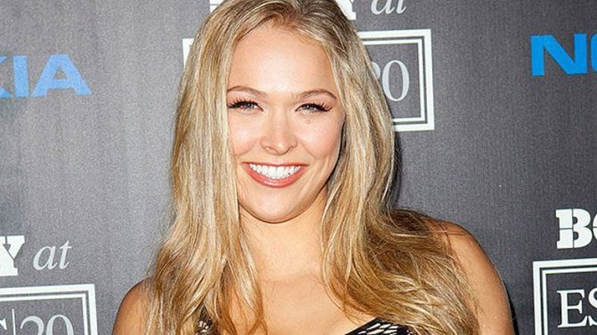 UFC Champ Ronda Rousey To Lead MGM's Road House Remake