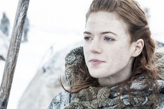 rose leslie ygritte game of thrones