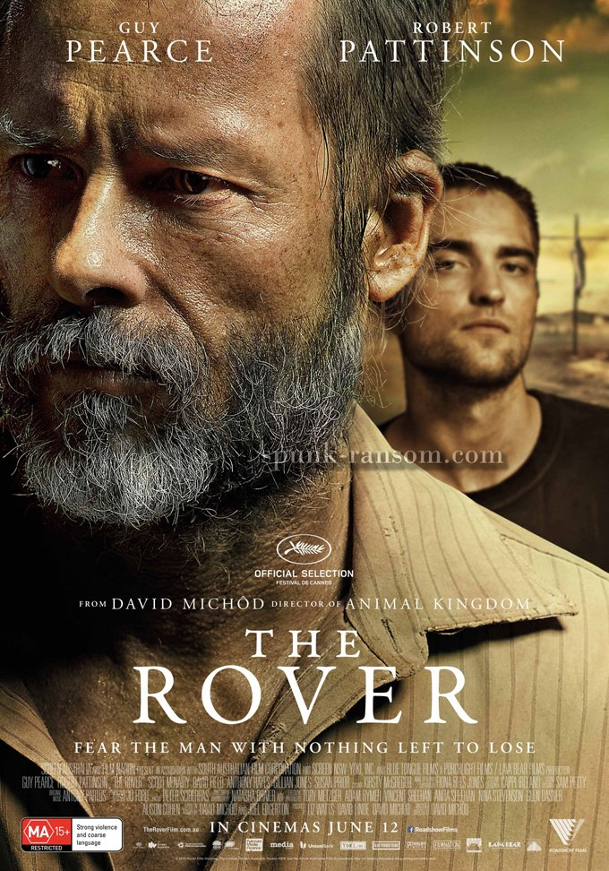 Robert Pattinson Believes In God In First Clip From The Rover, Plus New Poster