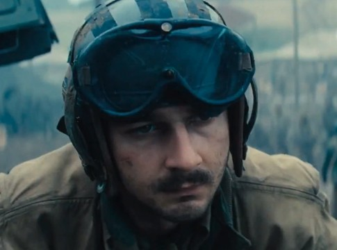 Shia LaBeouf Physically Harmed Himself While Filming Fury