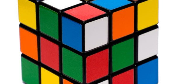 A Rubik's Cube Movie, Seriously?