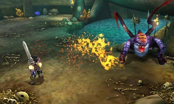 Heroes of Ruin Will Contest Your 3DS In Early 2012