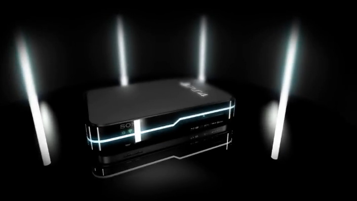 rumored playstation 4 box 4 [Update] Image Of PlayStation 4 Console Leaked Via Rumored E3 2013 Teaser Video
