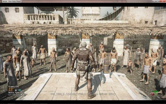 Rumor: Next Prince Of Persia Screenshot Leaked