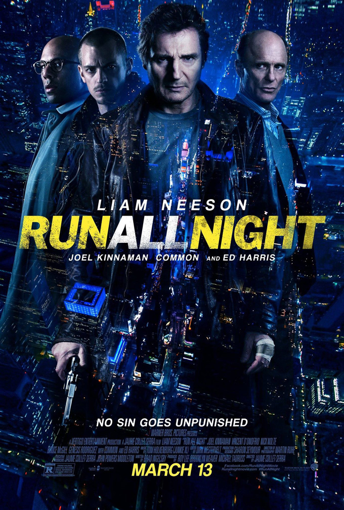 Liam Neeson Protects His Son In Trailer For Run All Night