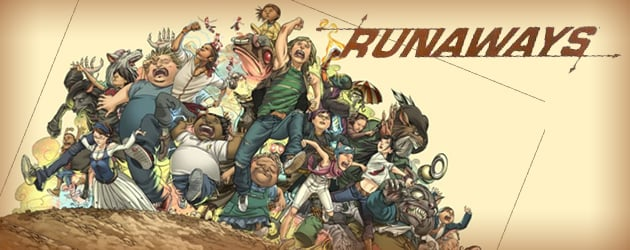 Runaways TV Series In The Works From Marvel And Hulu