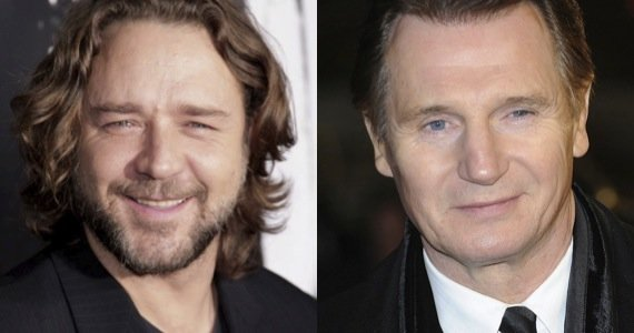 Darren Aronofsky Wants Liam Neeson And Russell Crowe For Noah